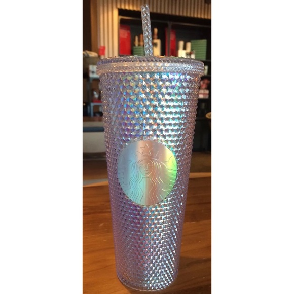 Starbucks Other Rainbow Iridescent Holiday Tumblr Cup Poshmark
